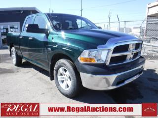 Used 2011 Dodge Ram 1500 4D Quad CAB 4WD for sale in Calgary, AB