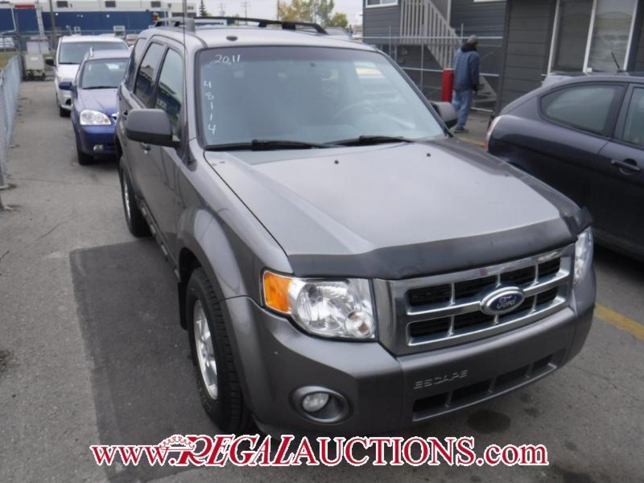 Photo of Grey 2011 Ford Escape