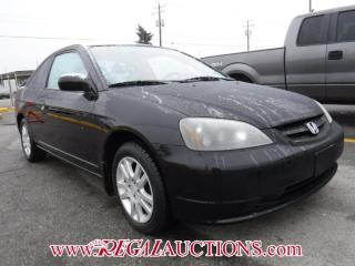 Used 2003 Honda Civic SI 2D Coupe for sale in Calgary, AB