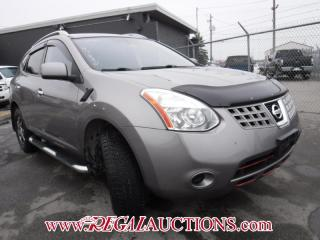 Used 2010 Nissan Rogue 4D Utility AWD for sale in Calgary, AB