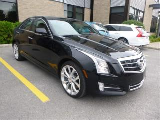 Used 2014 Cadillac ATS 3.6L Performance | NAV | LEATHER | ROOF | CAM for sale in London, ON