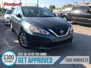 Used 2018 Nissan Sentra 1.8 SV   CAM   ROOF   HEATED SEATS for sale in London, ON