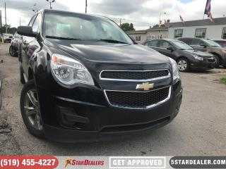 Used 2014 Chevrolet Equinox LS | AWD | BLUETOOTH for sale in London, ON