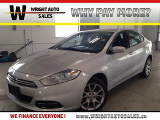 Used 2013 Dodge Dart SXT|KEYLESS ENTRY|ALLOY WHEELS|112,579 KMS for sale in Cambridge, ON