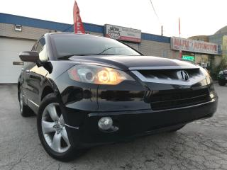 Used 2009 Acura RDX 5-SPD AT WITH TECHNO for sale in Oakville, ON