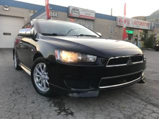 Used 2012 Mitsubishi Lancer ES for sale in Oakville, ON