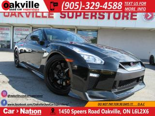 Used 2017 Nissan GT-R Track Edition | 565 HP | 467 lb.-ft. TORQUE for sale in Oakville, ON