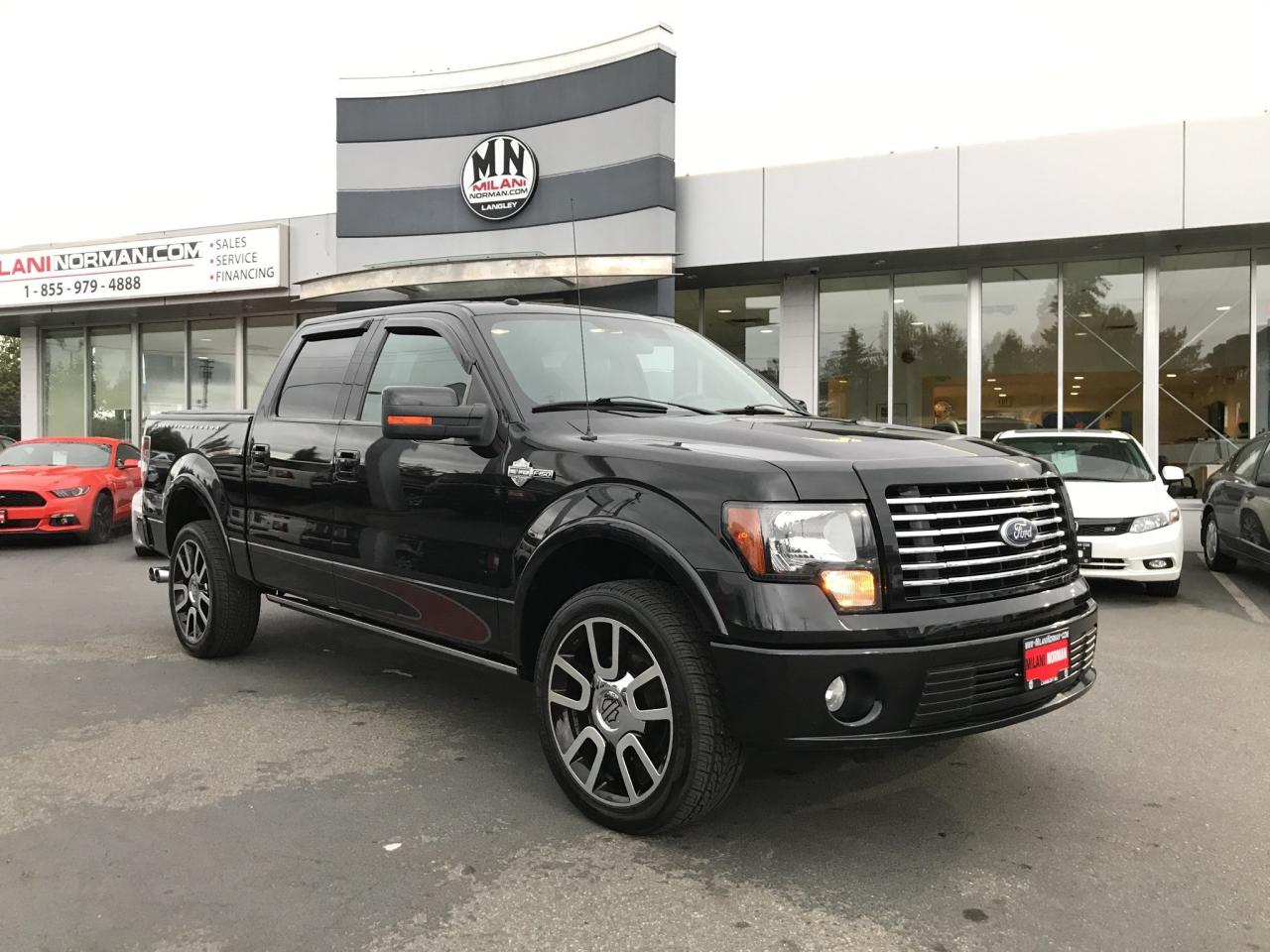 Used 2010 Ford F 150 Harley Davidson 4wd Fully Loaded Only 107 F150