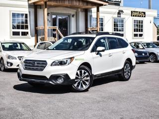 Used 2016 Subaru Outback 2.5i w/Limited & Tech Pkg NAV EYE SIGHT for sale in Ottawa, ON
