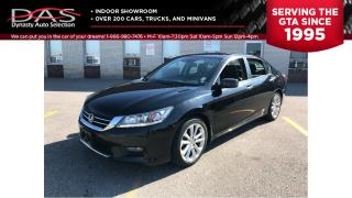 Used 2014 Honda Accord Sedan TOURING/NAVIGATION/REAR CAMERA for sale in North York, ON