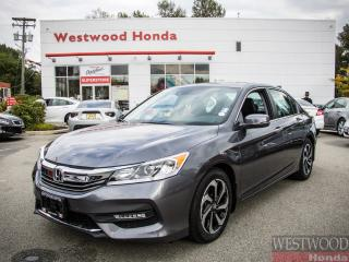 Used 2017 Honda Accord EX-L, Factory Warranty Until 2023 for sale in Port Moody, BC