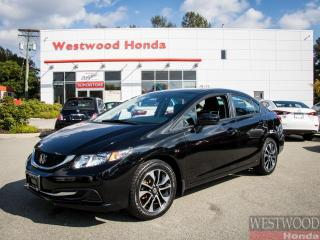 Used 2014 Honda Civic EX , Factory Warranty until 2021 for sale in Port Moody, BC