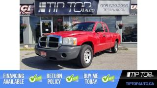 Used 2006 Dodge Dakota ST ** No Accidents, Low Km's, Bluetooth ** for sale in Bowmanville, ON