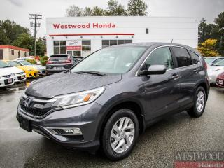Used 2016 Honda CR-V EX-L , Factory Warranty Until 2023 for sale in Port Moody, BC