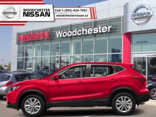New 2018 Nissan Qashqai SV  - Sunroof -  Bluetooth - $182.47 B/W for sale in Mississauga, ON