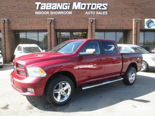 Used 2011 RAM 1500 CREW | SPORT | NAVIGATION | LEATHER | SUNROOF | for sale in Mississauga, ON