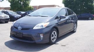 Used 2013 Toyota Prius BLUETOOTH * REAR CAMERA * for sale in Woodbridge, ON