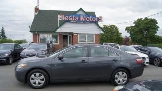 Used 2008 Toyota Camry LE * 4 CYLINDER * SERVICE RECORDS * for sale in Woodbridge, ON