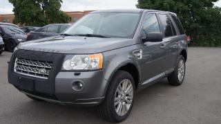 Used 2010 Land Rover LR2 HSE * AWD * LEATHER * DOUBLE SUNROOF for sale in Woodbridge, ON