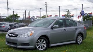 Used 2011 Subaru Legacy AWD CERTIFIED for sale in Woodbridge, ON