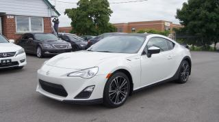 Used 2015 Scion FR-S 6 SPEED MANUAL * LOW KMS * BLUETOOTH for sale in Woodbridge, ON