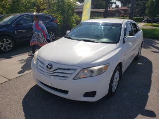 Used 2011 Toyota Camry 4dr Sdn I4 Auto for sale in Toronto, ON