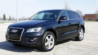 Used 2011 Audi Q5 3.2 * NAVI * PANO ROOF * BLIND SPOT * PUSH START for sale in Woodbridge, ON