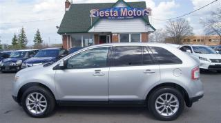 Used 2010 Ford Edge SEL AWD NAVIGATON LEATHER for sale in Woodbridge, ON
