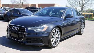 Used 2013 Audi A6 S LINE * S-LINE * AWD * NAVI for sale in Woodbridge, ON