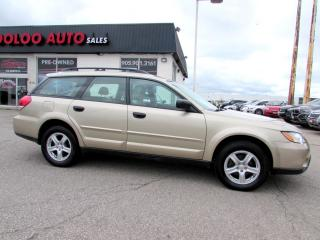 Used 2008 Subaru Outback 2.5i AWD WAGON AUTOMATIC ALLOYS CERTIFIED 2YR WARRANTY for sale in Milton, ON