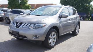 Used 2010 Nissan Murano SL * AWD * DOUBLE ROOF * FINANCE AVAILABLE for sale in Woodbridge, ON