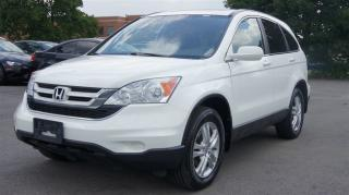 Used 2011 Honda CR-V EX * 4WD * SUNROOF * FINANCING AVAILABLE for sale in Woodbridge, ON