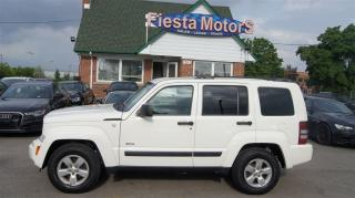 Used 2010 Jeep Liberty NORTH EDITION * 4X4 * SUNROOF for sale in Woodbridge, ON