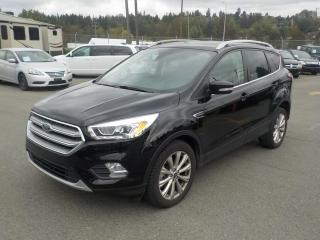 Used 2017 Ford Escape EcoBoost Titanium 4WD for sale in Burnaby, BC