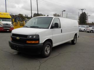 Used 2018 Chevrolet Express 2500 Cargo Van Extended for sale in Burnaby, BC