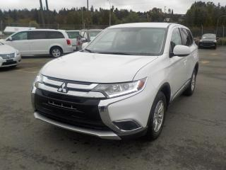 Used 2018 Mitsubishi Outlander ES AWC 4 wheel Drive for sale in Burnaby, BC