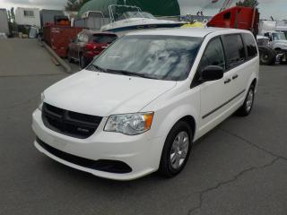 Used 2012 Dodge Caravan Cargo Van with Shelving and Bulkhead Divider for sale in Burnaby, BC