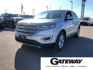 Used 2017 Ford Edge SEL|AWD|Leather|Navi|Pano Roof| for sale in Brampton, ON