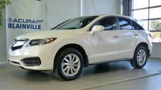 Used 2017 Acura RDX TECH ** GPS ** ACHAT 72 MOIS 3.9 % ** for sale in Blainville, QC