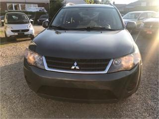 Used 2009 Mitsubishi Outlander XLS for sale in Hamilton, ON