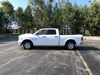 Used 2015 RAM 1500 OUTDOORSMAN CREW CAB 4X4 for sale in Cayuga, ON