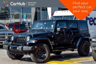Used 2014 Jeep Wrangler Unlimited Sahara|Pwr. Convi,Connect.Pkgs|Alpine Audio|SideSteps for sale in Thornhill, ON