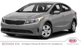 Used 2018 Kia Forte LX+ AT for sale in Pickering, ON