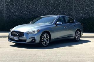 Used 2018 Infiniti Q50 3.0T AWD Signature Edition for sale in Vancouver, BC