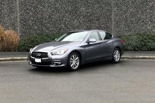 Used 2017 Infiniti Q50 3.0T AWD Driver Assistance! for sale in Vancouver, BC