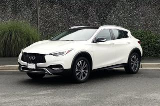 Used 2017 Infiniti QX30 AWD Premium Package!! X-Demo for sale in Vancouver, BC