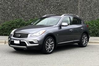 Used 2017 Infiniti QX50 Wagon for sale in Vancouver, BC