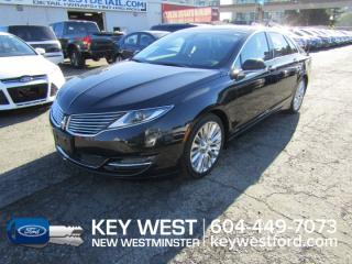 Used 2014 Lincoln MKZ Sunroof Leather Nav Cam Technology Pkg for sale in New Westminster, BC