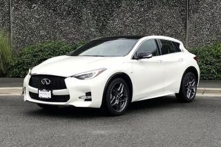 Used 2017 Infiniti QX30 Sport Sport!! for sale in Vancouver, BC