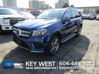 Used 2017 Mercedes-Benz GLS GLS 450 *No Accidents* 4MATIC AMG Sport for sale in New Westminster, BC